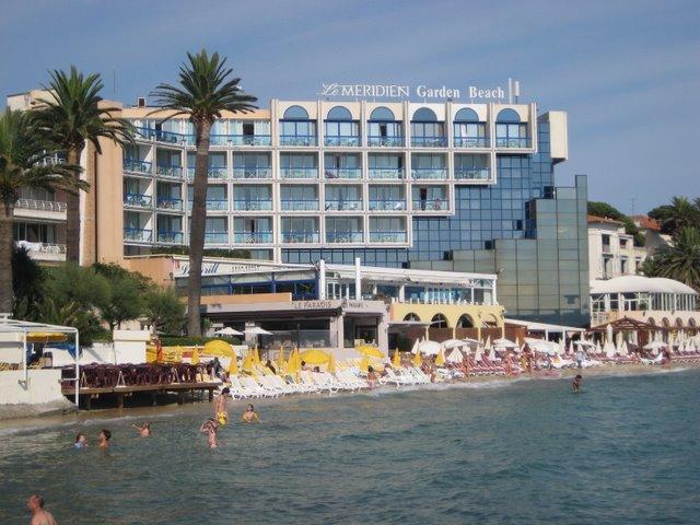 Meridien beach hotel antibes